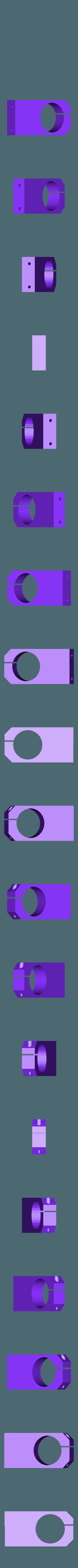 bottom_motor_mount-SMOKE.stl Télécharger fichier STL gratuit Ghostbuster Ghostbuster Ghosttrap • Modèle pour impression 3D, SLIDES