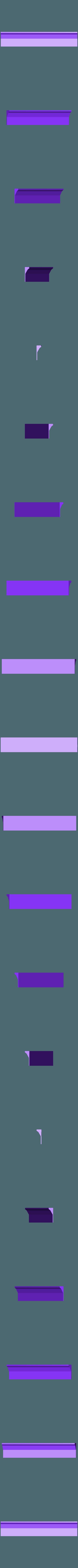bottom_wheel_chock.stl Télécharger fichier STL gratuit Ghostbuster Ghostbuster Ghosttrap • Modèle pour impression 3D, SLIDES