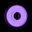 bottom_wheel_x4.stl Télécharger fichier STL gratuit Ghostbuster Ghostbuster Ghosttrap • Modèle pour impression 3D, SLIDES