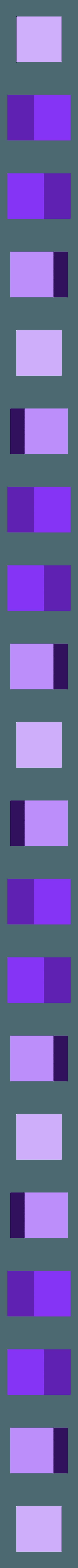 cube_1_inch.stl Télécharger fichier STL gratuit Ghostbuster Ghostbuster Ghosttrap • Modèle pour impression 3D, SLIDES