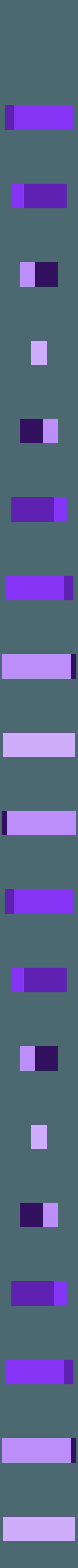 front_bargraph_insert.stl Télécharger fichier STL gratuit Ghostbuster Ghostbuster Ghosttrap • Modèle pour impression 3D, SLIDES