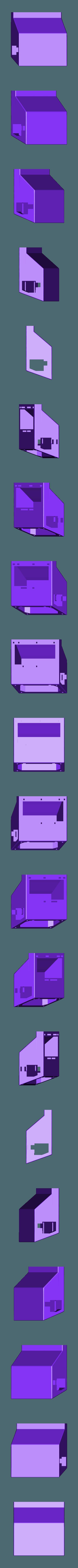 front_top_unit.stl Télécharger fichier STL gratuit Ghostbuster Ghostbuster Ghosttrap • Modèle pour impression 3D, SLIDES
