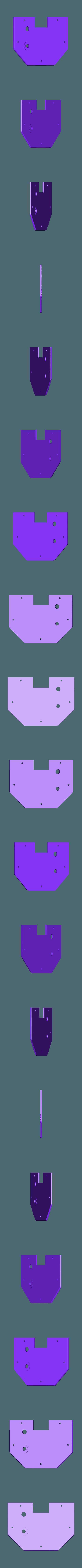 rear_box_top_plate.stl Télécharger fichier STL gratuit Ghostbuster Ghostbuster Ghosttrap • Modèle pour impression 3D, SLIDES