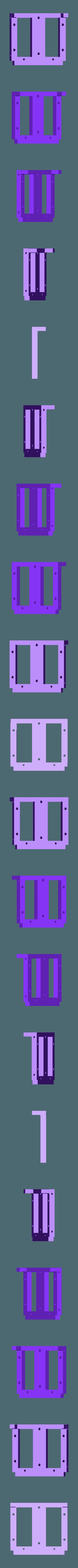 rear_frame.stl Télécharger fichier STL gratuit Ghostbuster Ghostbuster Ghosttrap • Modèle pour impression 3D, SLIDES