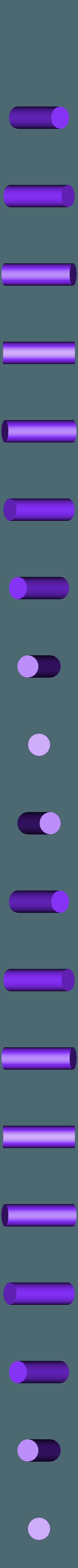 side_LT_rod_HALF_pin_x2.stl Télécharger fichier STL gratuit Ghostbuster Ghostbuster Ghosttrap • Modèle pour impression 3D, SLIDES