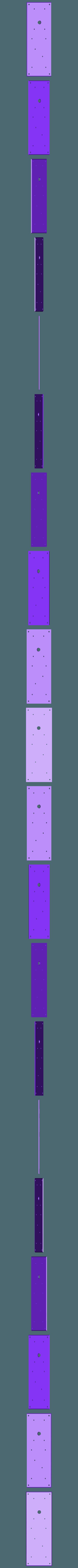 side_RT_alum_plate_LG_GB2.stl Télécharger fichier STL gratuit Ghostbuster Ghostbuster Ghosttrap • Modèle pour impression 3D, SLIDES