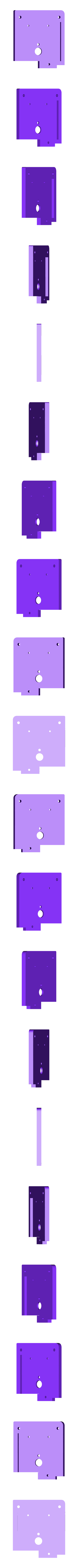 side_RT_panel_GB2_CUT_FRONT.stl Télécharger fichier STL gratuit Ghostbuster Ghostbuster Ghosttrap • Modèle pour impression 3D, SLIDES