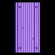 side_RT_vector_plate_GB1_v2.stl Télécharger fichier STL gratuit Ghostbuster Ghostbuster Ghosttrap • Modèle pour impression 3D, SLIDES