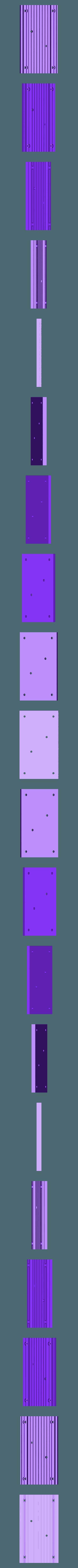 side_RT_vector_plate_GB2.stl Télécharger fichier STL gratuit Ghostbuster Ghostbuster Ghosttrap • Modèle pour impression 3D, SLIDES