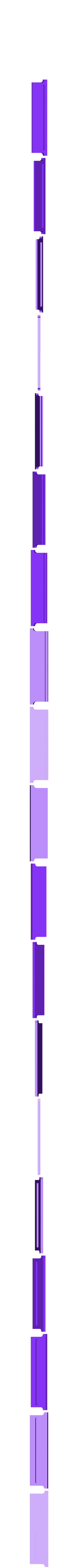top_door_centered_smooth_LT.stl Télécharger fichier STL gratuit Ghostbuster Ghostbuster Ghosttrap • Modèle pour impression 3D, SLIDES