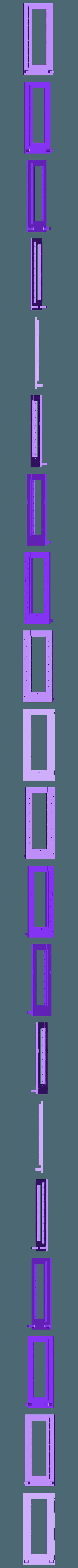 top_frame_dual_outlets_v4.stl Télécharger fichier STL gratuit Ghostbuster Ghostbuster Ghosttrap • Modèle pour impression 3D, SLIDES