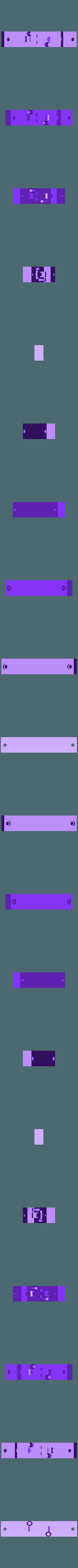 top_LED_holder_x3.stl Télécharger fichier STL gratuit Ghostbuster Ghostbuster Ghosttrap • Modèle pour impression 3D, SLIDES