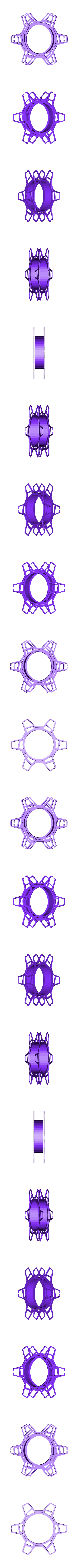 usb_cable_holder-Circle.stl Download free STL file USB cord holdee • 3D printing design, osayomipeters