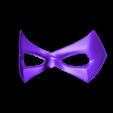 маска джейсона почти закончена( робин из архэм).stl Download STL file Robin mask (Arkham city \ Arkham knight) • 3D printing object, Superior_Robin