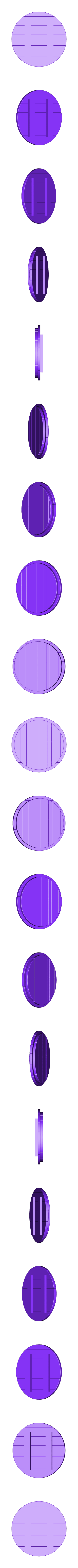 wooden barrel 02.stl Télécharger fichier STL tonneau en bois 1/10 • Plan à imprimer en 3D, wavelog