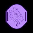 Pulsera Dragón Vikingo.stl Download free STL file Reprringer sp 22 • 3D printing design, Kraken1983