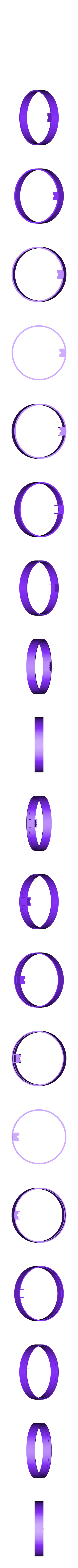 ROUND.stl Download free STL file Time is time is time • Design to 3D print, JeremyBarbazaStudio