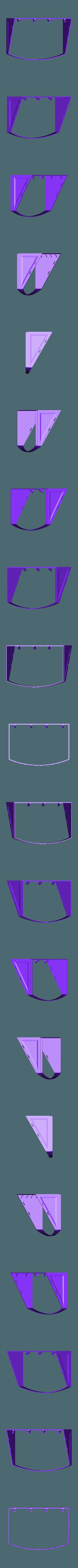 PanierRecyclage - DessusPanier.stl Télécharger fichier STL gratuit Panier recyclage • Objet imprimable en 3D, mrballeure