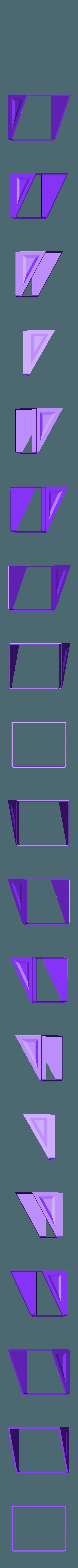 PanierRecyclage - DessusPetitPanier.stl Télécharger fichier STL gratuit Panier recyclage • Objet imprimable en 3D, mrballeure