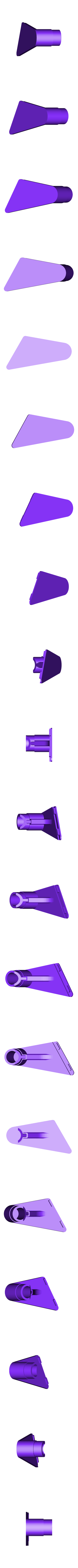 PanierRecyclage - SupportPoignee.stl Télécharger fichier STL gratuit Panier recyclage • Objet imprimable en 3D, mrballeure