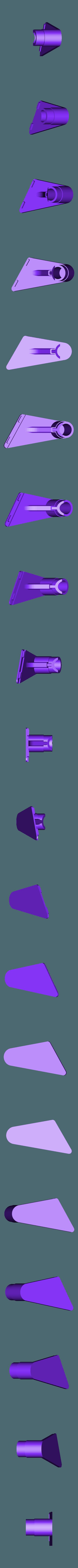 PanierRecyclage - SupportPoigneeMiroir.stl Télécharger fichier STL gratuit Panier recyclage • Objet imprimable en 3D, mrballeure