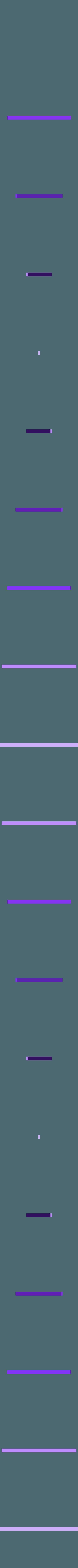 Shaft.stl Télécharger fichier STL gratuit Pince de détente à prise rapide imprimable (fonctionnelle) • Design imprimable en 3D, arron_mollet22