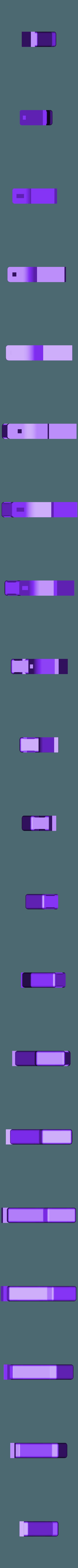 Clamp End.stl Télécharger fichier STL gratuit Pince de détente à prise rapide imprimable (fonctionnelle) • Design imprimable en 3D, arron_mollet22