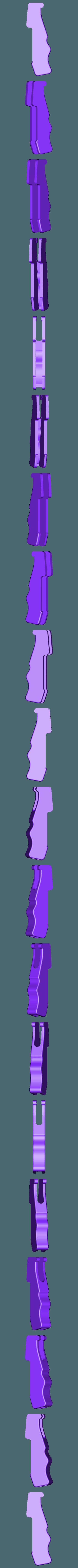 Pump Handle.stl Télécharger fichier STL gratuit Pince de détente à prise rapide imprimable (fonctionnelle) • Design imprimable en 3D, arron_mollet22