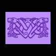 Dogz.stl Download free STL file Celtic Dogs • 3D print design, Account-Closed