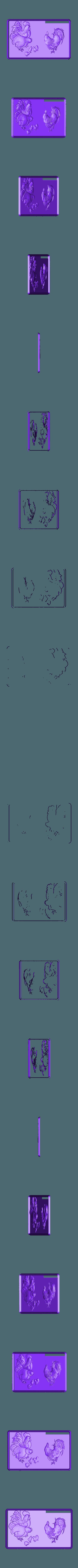 Chickens.stl Télécharger fichier STL gratuit Poulets • Objet pour impression 3D, Account-Closed