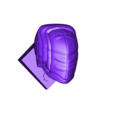 scorpion4.STL Download STL file Scorpion mask • 3D print design, MaKsi3D