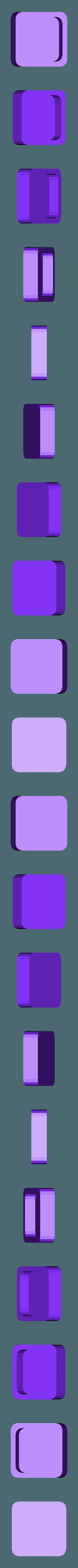 Benzene seal cover.stl Télécharger fichier STL gratuit Joint benzène (#XYZCHALLENGE) • Modèle à imprimer en 3D, kaifat115