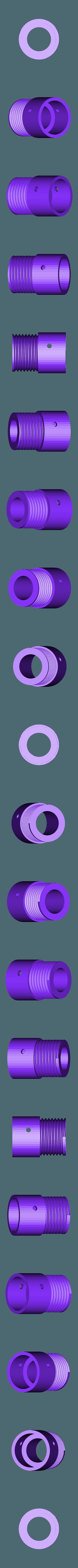 interfaceV2.STL Download free STL file Brush adapter • 3D print design, tart0uille