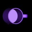 mug-cup.stl Télécharger fichier STL gratuit Tasse simple • Plan imprimable en 3D, Dekro