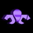 PANDA-BLANC-2.STL Télécharger fichier STL PLP PANDA • Modèle pour impression 3D, PLP