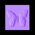 Butter.stl Télécharger fichier STL gratuit Papillon • Objet à imprimer en 3D, Account-Closed