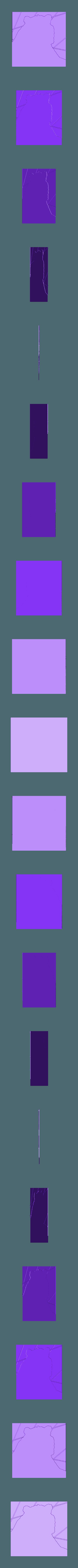 Apophis_bkg.stl Télécharger fichier STL gratuit Apophis, In-Sync Exotics • Modèle pour impression 3D, JayOmega