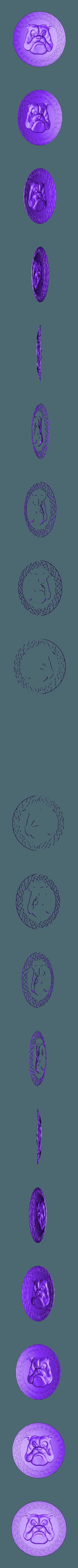 Dogg.stl Télécharger fichier STL gratuit Bouledogue • Plan à imprimer en 3D, Account-Closed