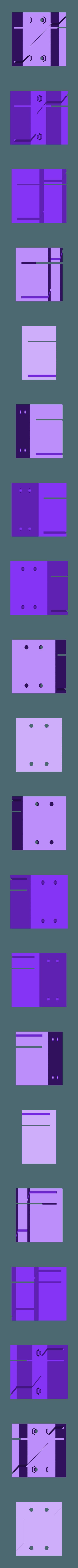 dispozitiv de taiere in unghi.stl Download free STL file CLAMPING MITRE BOX • Design to 3D print, CNCEVOLUTION