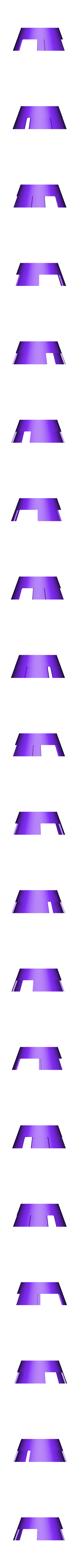 Pièce 1.STL Download STL file Translocator Sombra • 3D print model, Midnight_05