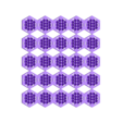 Biohacking Carpet.stl Download STL file Biohacking carpet • 3D printable object, David3D_