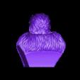 Jon_Snow.obj Download OBJ file Jon Snow - Game of Thrones • 3D printable template, tolgaaxu
