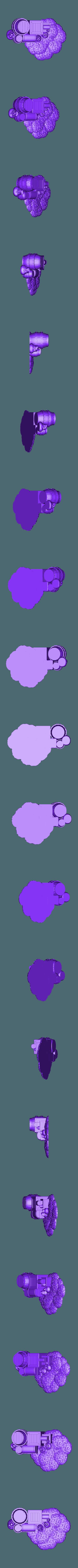 Tesours.obj Télécharger fichier OBJ gratuit testicules • Design pour imprimante 3D, 3DRune