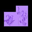 Birds.stl Download free STL file Birds • 3D print model, Account-Closed