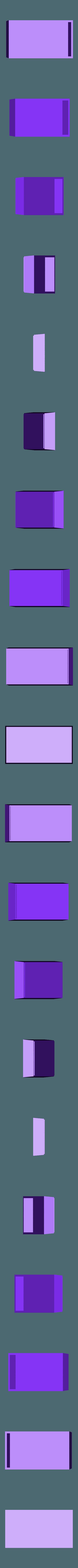 rangements-simples_empilables.stl Download free STL file Stackable storage • 3D print object, Zerack