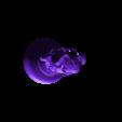 undead pawn.stl Télécharger fichier STL gratuit Les échecs égyptiens : vivants ou morts • Modèle à imprimer en 3D, MartinHaurane