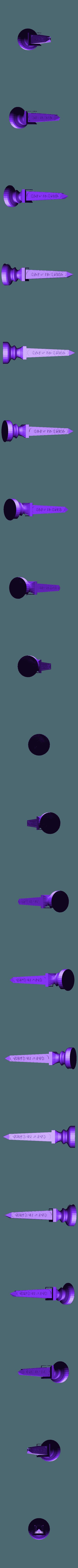 Rook.stl Télécharger fichier STL gratuit Les échecs égyptiens : vivants ou morts • Modèle à imprimer en 3D, MartinHaurane