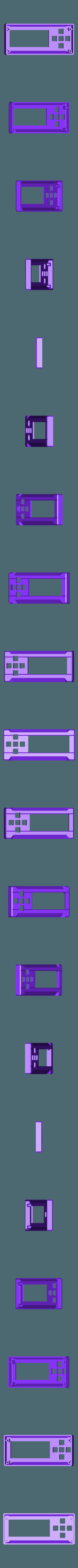 Anet_8_LCD_Case.stl Télécharger fichier STL gratuit Boîtier LCD AM8 Anet • Design à imprimer en 3D, Slava_Z