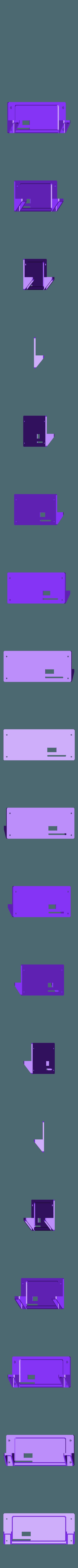 Anet_8_LCD_Back_Plate_Vertical.stl Télécharger fichier STL gratuit Boîtier LCD AM8 Anet • Design à imprimer en 3D, Slava_Z
