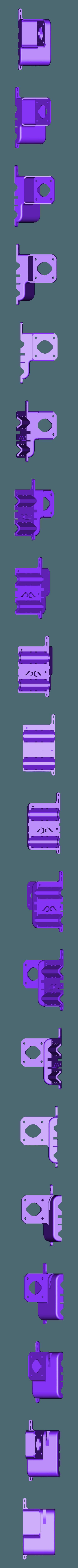 Titan_AM8_Carriage.stl Télécharger fichier STL gratuit Mise à niveau de l'extrudeuse E3D Titan pour Anet A8 • Design imprimable en 3D, Slava_Z